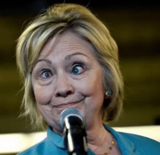 MEDUSA in real life #hillaryforprison • r/HillaryForPrison GIFs