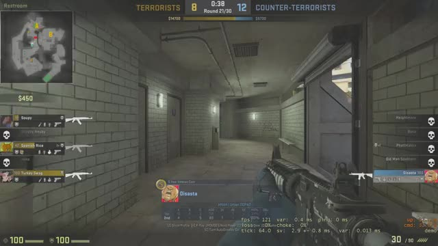 Watch 1v3 GIF on Gfycat. Discover more csgo, globaloffensive GIFs on Gfycat