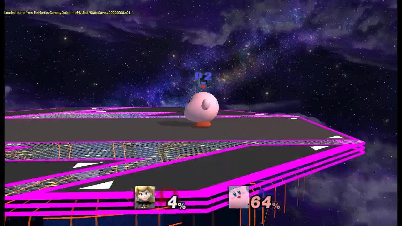 Peach AGT Left Bomb Down GIFs
