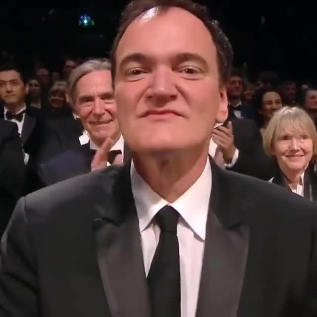 Watch and share Quentin Tarantino GIFs and Celebs GIFs on Gfycat