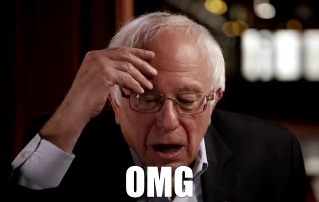 Watch and share Sanders GIFs and Believe GIFs by Deus GIF Machina on Gfycat