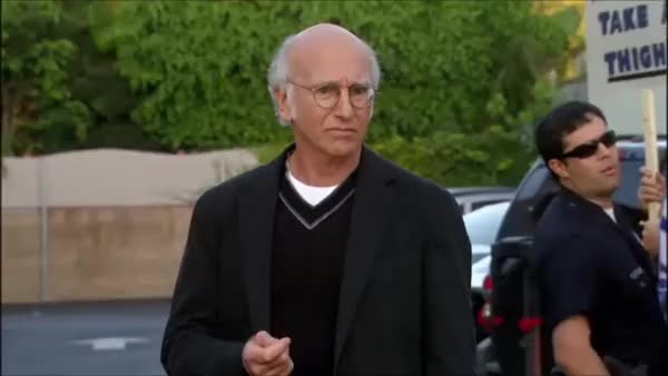 Watch and share Larry David GIFs and Stopsmoking GIFs by cjsolx on Gfycat