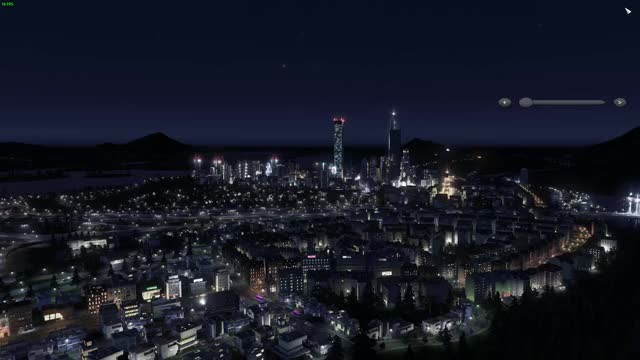 Watch Sunrise, lights out GIF by @pnkpotato on Gfycat. Discover more 60fpsgfy, citiesskylines, timelapse GIFs on Gfycat
