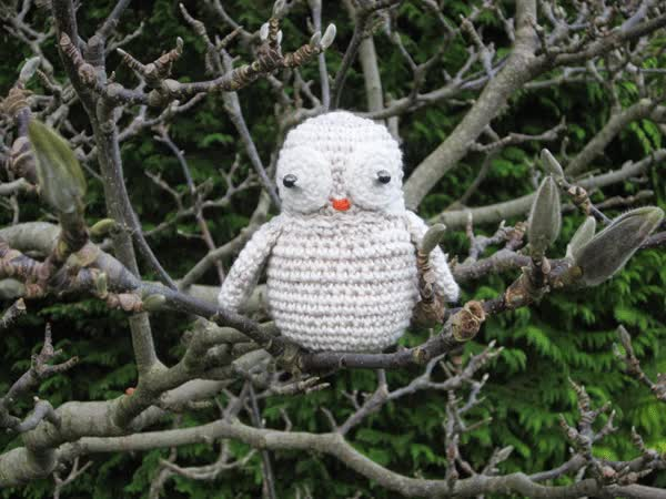 Watch Crochet owl GIF on Gfycat. Discover more related GIFs on Gfycat