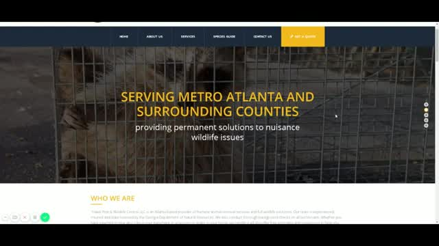Watch and share Why You Should Hire Us For Any Johns Creek Animal Removal Task GIFs by jiyanoraz on Gfycat