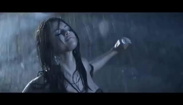 rain, raining, rainy, selena gomez year rain without, storm, wet, rain GIFs