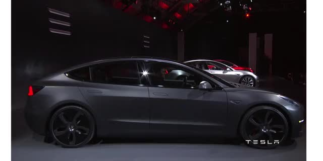 Watch and share Teslamotors GIFs and Model 3 GIFs by perkelton on Gfycat