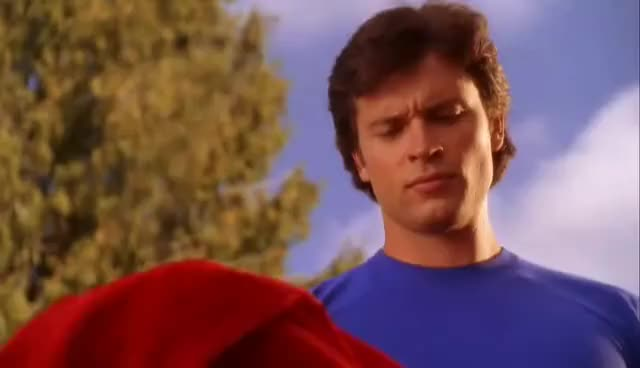 Watch and share Smallville GIFs and Superman GIFs on Gfycat