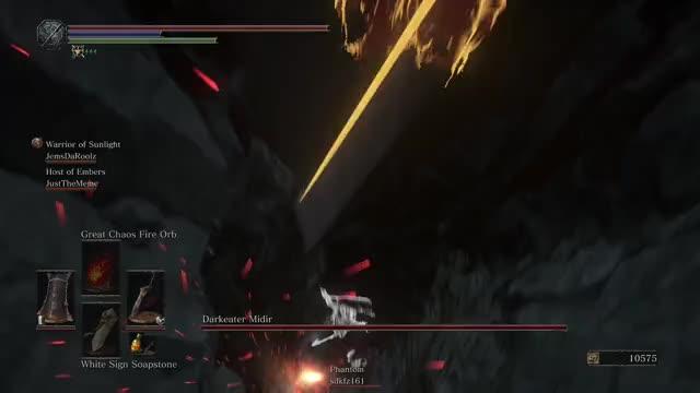Watch this GIF by Xbox DVR (@xboxdvr) on Gfycat. Discover more DARKSOULSIII, Knowlt1, xbox, xbox dvr, xbox one GIFs on Gfycat