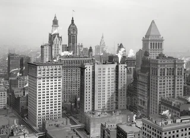 Watch and share Gotham Rising: 1912 | Shorpy | #1 Old Photos GIFs on Gfycat