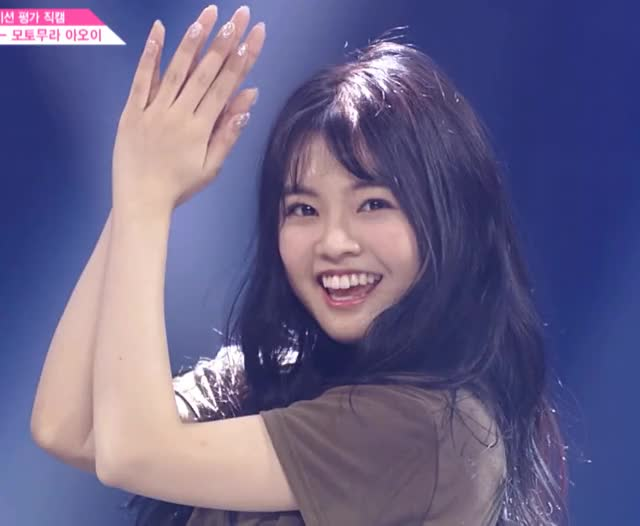Watch this GIF by Stryfe (@stryfe) on Gfycat. Discover more aoi motomura, hkt48, motomura aoi, produce 48, produce48, 本村碧唯 GIFs on Gfycat