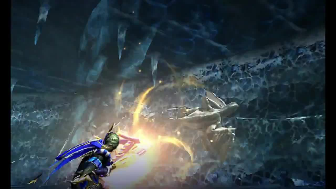 monsterhunter, Enhance HBG GIFs