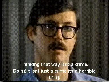 Watch and share Serial Killers GIFs and Edmund Kemper GIFs on Gfycat