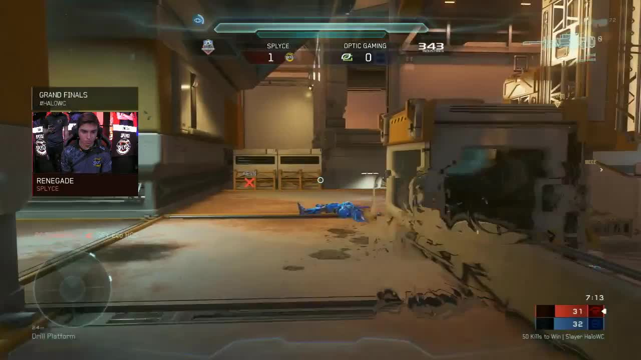 Halo Playing Halo 5: Guardians - Twitch Clips GIFs