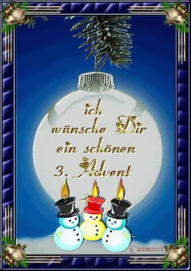 Watch dritte advent schneemann GIF on Gfycat. Discover more related GIFs on Gfycat