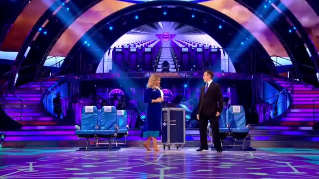 Watch and share Ruth And Anton Samba To 'Love Is In The Air' - Strictly Come Dancing 2017 GIFs on Gfycat