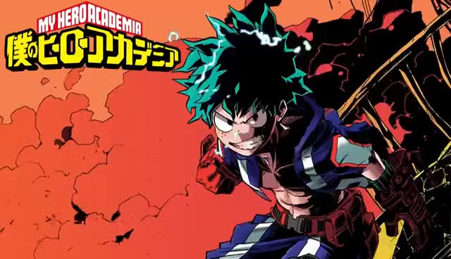 Watch and share My Hero Academia Looping Animated 4K Wallpaper Engine GIFs on Gfycat