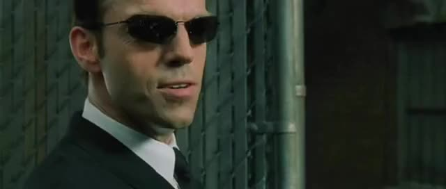 Watch and share Agent Smith - Me Too GIFs on Gfycat
