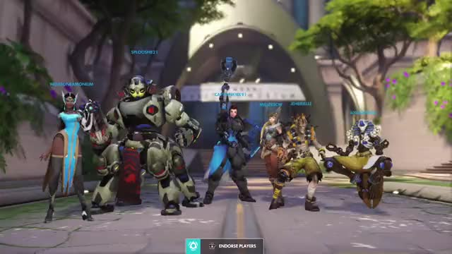 Watch this GIF by xboxdvr on Gfycat. Discover more CaptainKirk91, OverwatchOriginsEdition, xbox, xbox dvr, xbox one GIFs on Gfycat