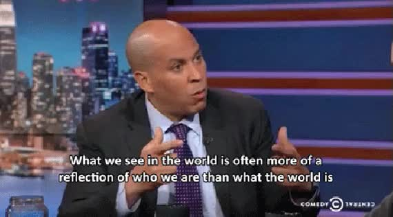 Watch and share Cory-booker GIFs on Gfycat