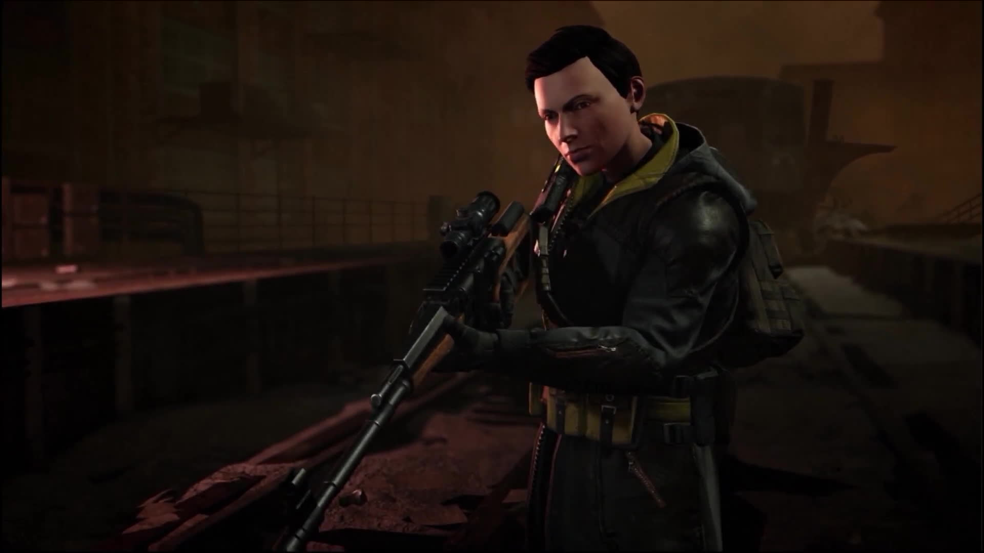 game, war of the chosen, xcom, XCOM Bullet-Dodge Scene GIFs