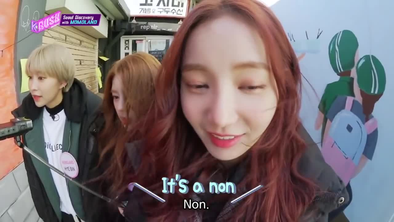 Momoland Eng Sub Gifs Search | Search & Share on Homdor