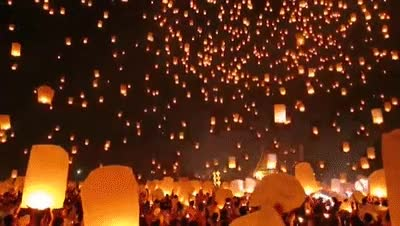 Watch and share Lantern Festival GIFs on Gfycat