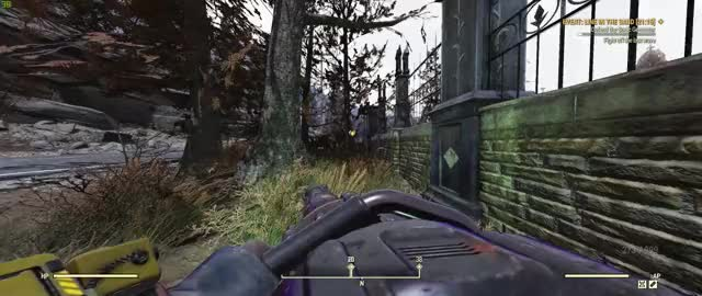 Watch and share Fallout 76 GIFs by patton3 on Gfycat