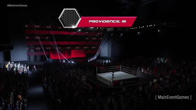 Watch and share Wwe 2k18 My Career GIFs and Wwe 2k18 Entrances GIFs by Simão Coelho on Gfycat