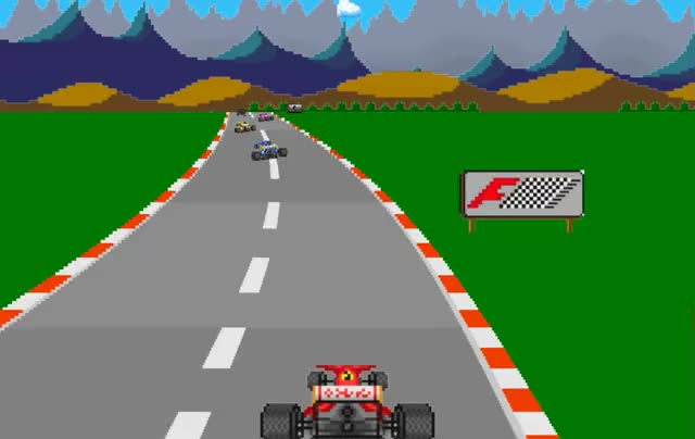 Watch F1 Racer Game for Telegram GIF by Telegram Guides (@telegramguides) on Gfycat. Discover more racing, racing game, retro game, telegram, telegram games GIFs on Gfycat