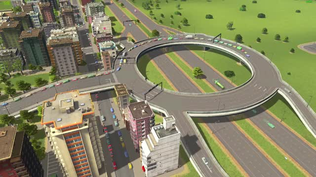 Watch Why won't you change lanes?! GIF on Gfycat. Discover more citiesskylines, pcgaming GIFs on Gfycat