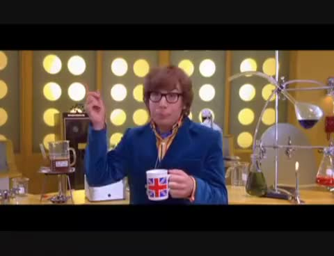 Watch and share Austin Powers GIFs and Whoop Dee Doo GIFs on Gfycat