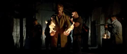 Watch (insert inspirational quote here) GIF on Gfycat. Discover more constantine, dc comics, hellblazer, john constantine, playing with fire GIFs on Gfycat