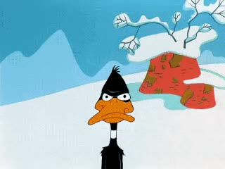 "Watch Looney Tunes - ""Duck, Rabbit, Duck!"" - Daffy's Annoyed Eyes (320x240) GIF by My Twitter Feed (@greenpuyo) on Gfycat. Discover more Daffy Duck, Duck Rabbit Duck, Looney Tunes, cartoon, daffy, duck, eyes GIFs on Gfycat"