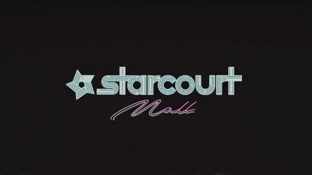 Watch Coming Soon: The Starcourt Mall! | Hawkins, Indiana GIF on Gfycat. Discover more 08282016ntflxuscan, 1980s, 1985, Drama, comedy, documentary, hawkins, malls, movies, netflix, shopping, strangerthings, streaming, television, trailer GIFs on Gfycat