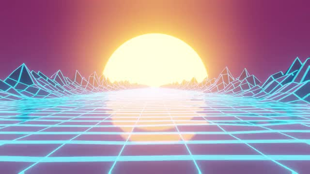 Watch and share Vaporwave Reflective Blender GIFs by callister on Gfycat