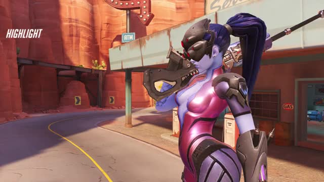 Watch highlight GIF by Jeremy (@jeremyho112) on Gfycat. Discover more Widowmaker, highlight, overwatch GIFs on Gfycat