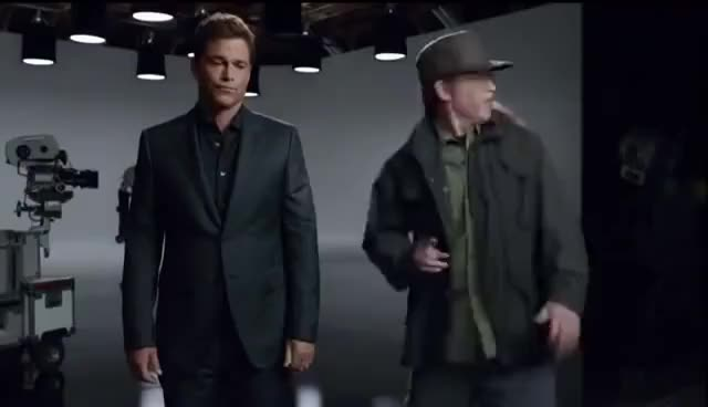 Watch Paranoid Rob Lowe GIF on Gfycat. Discover more 2014, 2015, January, SPOT, Spots, ad, ads, advertisement, clip, commercials, december, february, head, ll Tags, march, meat, paranoid, television, tellyads, tv GIFs on Gfycat