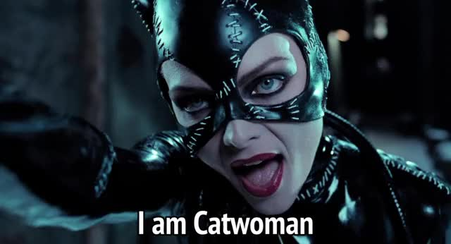 Watch and share Michelle Pfeiffer GIFs and Batman Returns GIFs by MikeyMo on Gfycat
