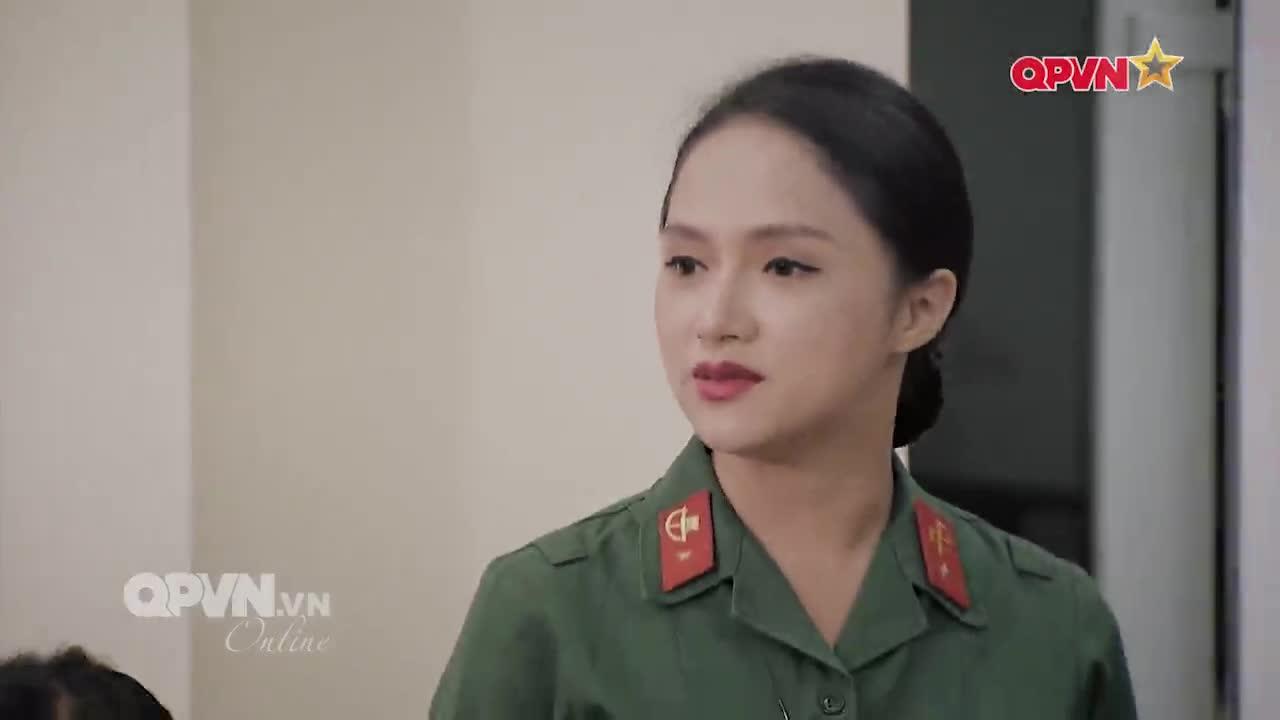 Chia tay Sao nhập ngũ: Hương Giang lạc giọng xin lỗi vì đã làm phiền đồng đội