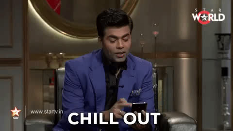 Chill Out GIFs