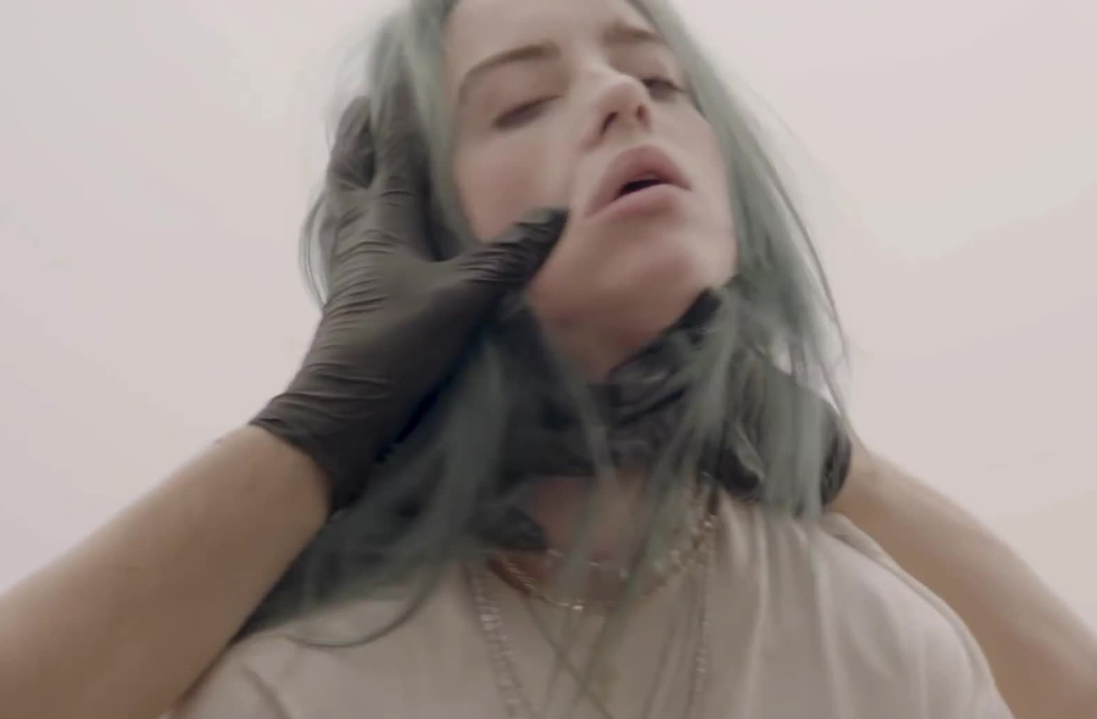 abused, all, are, billie, dizzy, eilish, face, fall, going, hahahahaha, hands, mess, new, scary, song, teaser, we, when, where, Billie Eilish GIFs