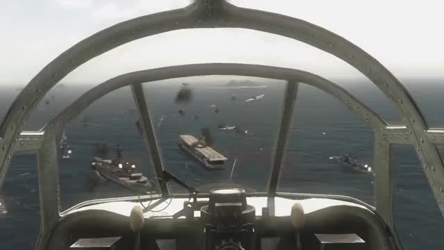 Watch Battlestations: Pacific Launch Trailer GIF on Gfycat. Discover more 360, Action, All Tags, PC, Xbox, battlestations, pacific, simulation, trailers GIFs on Gfycat