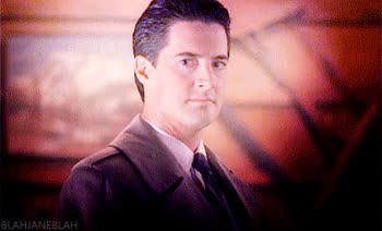 Watch and share Kyle Maclachlan GIFs and Thumbsup GIFs by Reactions on Gfycat