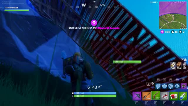 Watch and share Sniper Shootout GIFs and Fortnite GIFs by trashypanda on Gfycat