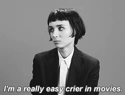 Watch this cry GIF on Gfycat. Discover more cry, rooney mara GIFs on Gfycat