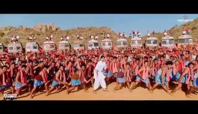 Watch and share Katamarayudu Official Trailer | Pawan Kalyan | Shruti Haasan | Kishore Kumar Pardasani GIFs on Gfycat