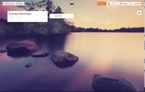 Watch and share Taskade Mindmap GIFs by hoobastank68 on Gfycat