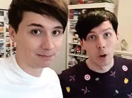 Watch danisnotonfire; GIF on Gfycat. Discover more *dan, *phil, Daniel Howell, amazingphil, dan howell, danisnotonfire, gif, mine, phil lester GIFs on Gfycat