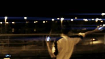 41 Sai Laser - Nunchucks Laser en mode Bruce Lee - Tony Nguyen SF GIFs